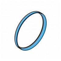 Кольцо ступицы D=131х140х12,5 (пр-во BPW)