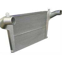 Охладитель КАМАЗ-4308,43253,43255 дв.CUMMINS (Интеркулер) (пр-во LUZAR)