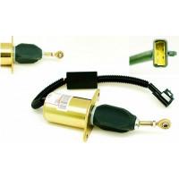 Клапан электромагнитный КАМАЗ дв.CUMMINS 4BT,6BT,6CT отсечки топлива (пр-во CUMMINS)