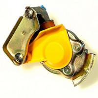 Головка соединительная М22x1.5 желтая (пр-во F.S.S)