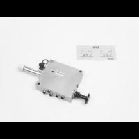 Кран управление подъемной осью (ленивца) (пр-во HALDEX)