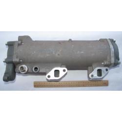 Теплообменник КАМАЗ ЕВРО-2, 3 масляный универсальный (пр-во КамАЗ)