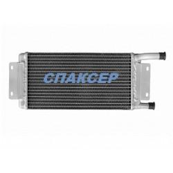 Радиатор отопителя (печки) КАМАЗ-5320 алюминиевый (пр-во ЛРЗ)