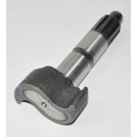 Кулак разжимной КАМАЗ-ЕВРО задних тормозных колодок левый (пр-во КамАЗ)