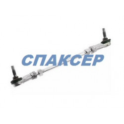 Тяга КАМАЗ-6520, 6460 привода КПП ZF реактивная в сборе (пр-во Ростар)