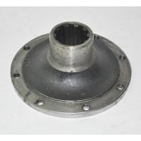 Фланец КАМАЗ КПП-152 крепления карданного вала (круглый, 8 отверстий) (пр-во КамАЗ)