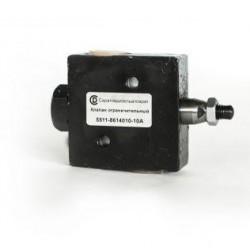 Клапан КАМАЗ ограничительный опрокидывающего механизма (пр-во СДА)