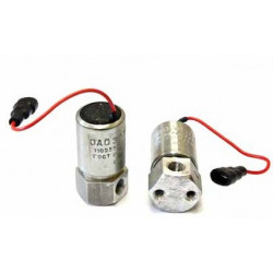 Клапан электромагнитный КАМАЗ топливный 24V (пр-во ЭЛТРА)