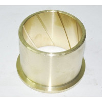 Втулка КАМАЗ балансира бронза (пр-во КамАЗ)
