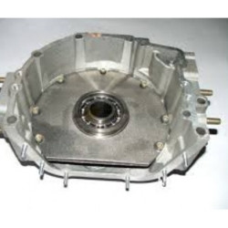 Передняя крышка двигателя КАМАЗ-ЕВРО-2 (привод агрегата) в сборе (пр-во КамАЗ)