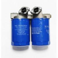 Фильтр топливный КАМАЗ ЕВРО-4, 5 тонкой очистки с подогревателем в сборе (пр-во КамАЗ)