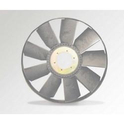 Крыльчатка вентилятора КАМАЗ-ЕВРО дв. 740.30,31. Cummins 6ISBe (пр-во ТЕХНОТРОН)
