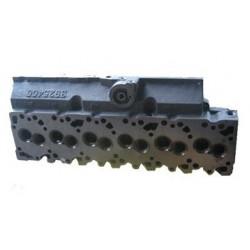 Головка блока цилиндров КАМАЗ-4308 CUMMINS B5.9-180 с направляющими (пр-во CUMMINS)