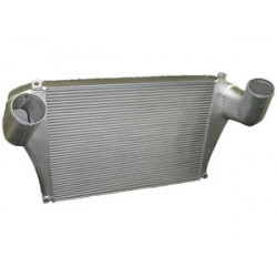 Охладитель КАМАЗ-65115,54115 наддувочного воздуха (пр-во LUZAR)