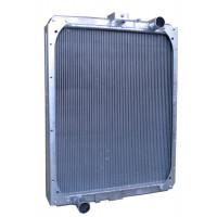 Радиатор водяной КАМАЗ-65115 алюминиевый дв.Cummins 2-х рядный (пр-во NOCOLOK)