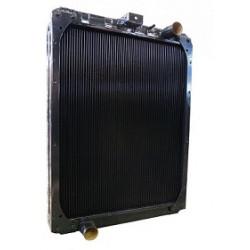 Радиатор охлаждения КАМАЗ-65115 ЕВРО-3 медный дв.Cummins 3-х рядный (пр-во ШААЗ)