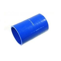 Патрубок радиатора КАМАЗ нижний (D=70мм L=120мм) силикон (пр-во ХОРС)