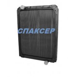 Радиатор водяного охлаждения КАМАЗ-6520 (3-х рядный) медный (пр-во ШААЗ)