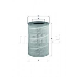 Воздушный фильтр RENAULT Magnum, Midlum, Premium (пр-во Knecht-Mahle)