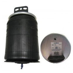 Пневморессора VOLVO Firestone задняя (стакан пластиковый) (пр-во KRAFTIGER)