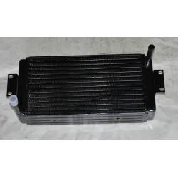 Радиатор отопителя МАЗ-6422, 4370 медный 4-х рядный (пр-во ШААЗ)