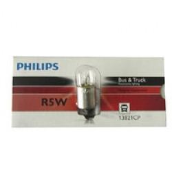 Лампа 24V R5W24V 5W BA15s (пр-во Philips)
