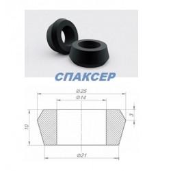 Виброизолятор рычага привода КПП КАМАЗ-ЕВРО (пр-во Ростар)