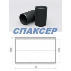 Втулка ушка рессоры задней КАМАЗ-4326 (пр-во Ростар)