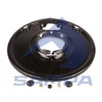 Пыльник барабана тормозного SAF SKRS 9042 (комп. на ось) (пр-во SAMPA)