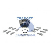 Ремкомплект ступицы колеса оси SAF SKRB (блок ступица) (пр-во SAMPA)