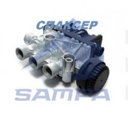 Электромагнитный клапан ECAS управления подвеской КАМАЗ, DAF, IVECO, RVI, MAN (пр-во SAMPA)