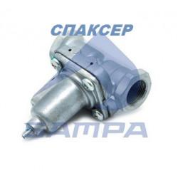 Перепускной клапан КАМАЗ, НЕФАЗ тормозной системы (6 BAR) (пр-во SAMPA)