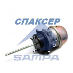 Энергоаккумулятор КАМАЗ, МАЗ, SAF, BPW, SCHMITZ, Тип-24/30 тормозного барабана (пр-во SAMPA)