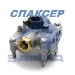 Клапан управление тормозами прицепа DAF, SCANIA (ускорительный) (пр-во SAMPA)