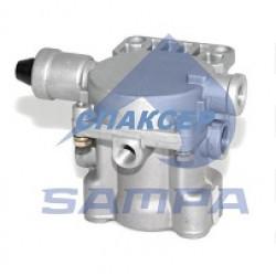 Клапан управления тормозами прицепа FRUEHAUF, SCHMITZ, SAF (пр-во SAMPA)