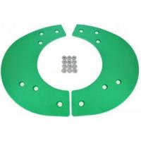 Ремкомплект JOST JSK 37 накладки седла (пластины) (пр-во SAMPA)