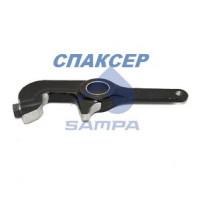 Крючки замка седла GEORG FISCHER (захват) GF SK-S 36.22 (пр-во SAMPA)