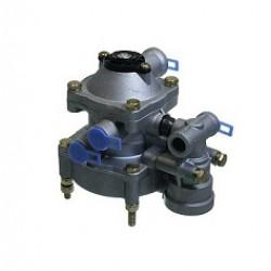 Клапан управления тормозами полуприцепа (прицепа) КАМАЗ-ЕВРО, МАЗ, НЕФАЗ (пр-во SORL)